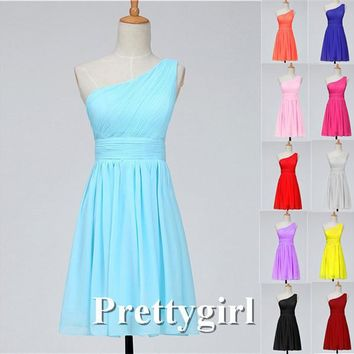 ZJ0085 short light blue cocktail dresses for party dress elegant new fashion 2015 mint green coral black plus size maxi