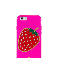 Kate Spade Embellished Berry Iphone 6 Case Vivid Snapdragon ONE