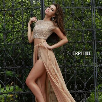 Sherri Hill 32057 Dress - NewYorkDress.com