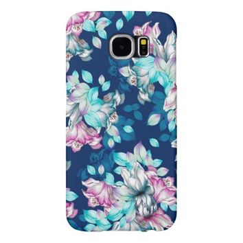 Textile Design Pattern Samsung Galaxy S6 Cases