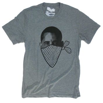 Barack Obama Unisex T-shirt - Number 44 - by American Anarchy Brand