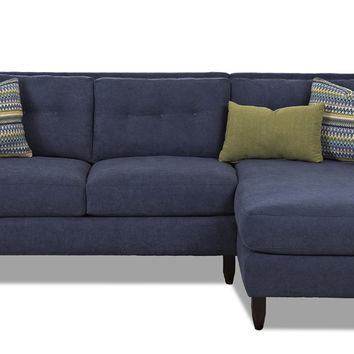 Cabo Chaise Sectional Sofa by Savvy