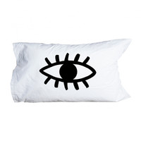 JASMINE DOWLING EYE OF THE DREAMER PILLOWCASE