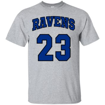 One Tree Hill Ravens 23 Shirt