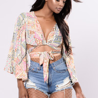 Feeling Gifted Top - Multi