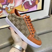 GUCCI GG Fashion Sneakers
