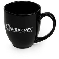 ThinkGeek :: Aperture Science Mug