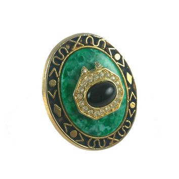 Fatal Attraction Vintage Ring