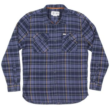 Captain Fin Original Flannel Mens Shirt