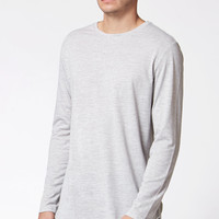 PacSun Shine Long Sleeve Scallop T-Shirt at PacSun.com