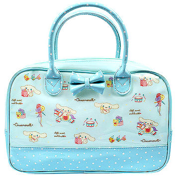 Buy Sanrio Cinnamoroll Pony Vinyl Deluxe Boston Style Bag at ARTBOX