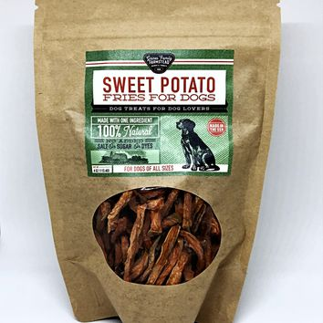 Sweet Potato Fries - 4 oz Bag