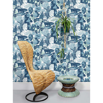 Mini Moderns Art Room Wallpaper at John Lewis