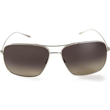ICIKIN3 Oliver Peoples 'Berenson' sunglasses