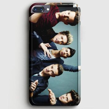 One Direction 1D Sketch iPhone 8 Plus Case | casescraft