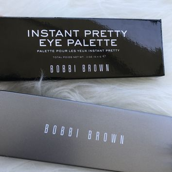 New in Box Bobbi Brown Instant Pretty Eye Palette Eye Shadow 6 Colors