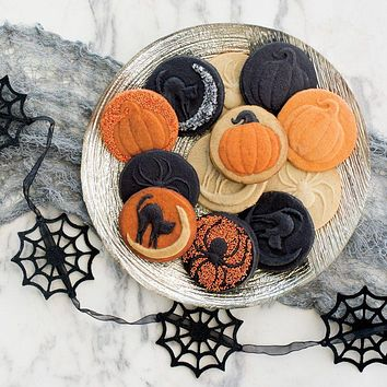 3 Piece Spooky Cookie Stamps