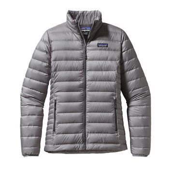 Patagonia Women's Down Sweater Jacket | Feather Grey