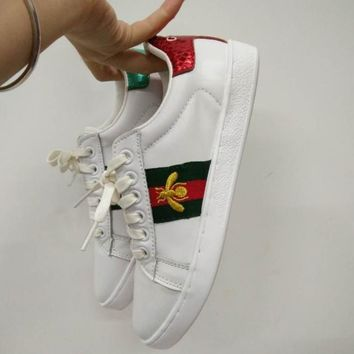 Gucci:Trending Fashion Casual Sports Shoes G