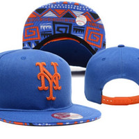 New York Mets Fan Day Snapback