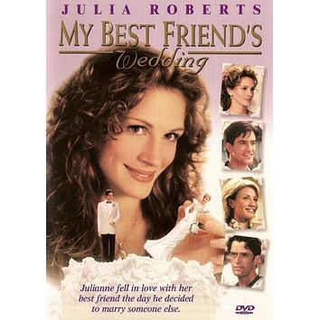 My Best Friends Wedding poster Metal Sign Wall Art 8inx12in