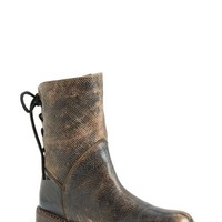 Women's Bed Stu 'Newark' Distressed Leather Ankle Boot,