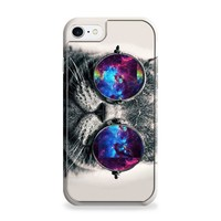Hipster Cool Cat iPhone 7 | iPhone 7 Plus Case