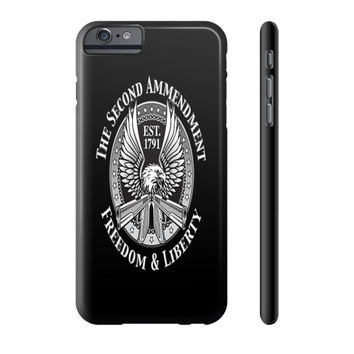 Freedom & Liberty Cell Phone Case
