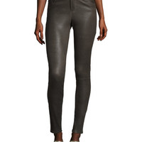 New Binta Leather Moto Pant by MARISSA WEBB at Gilt