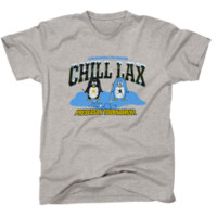 Lacrosse Unlimited Chill Lax Fest Lacrosse Tee | Lacrosse Unlimited