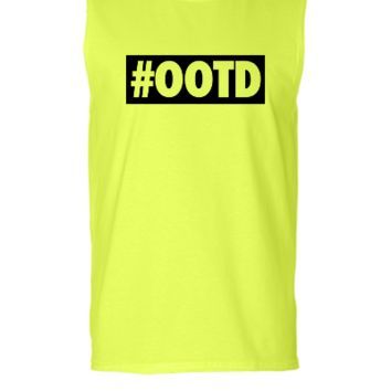 OOTD - Sleeveless T-shirt