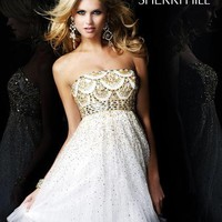 Sherri Hill Dress 2794 at Peaches Boutique