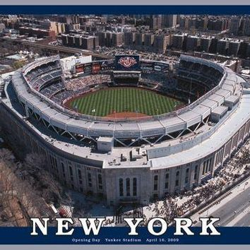 "New York Yankees "" Yankee Stadium "" 550 Piece Puzzle"
