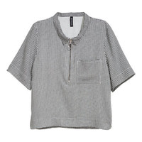 H&M Short-sleeved Shirt $24.99