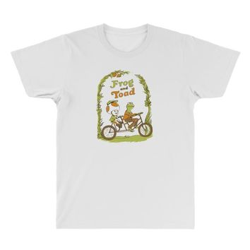 frog & toad All Over Men's T-shirt