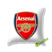Arsenal Logo Square Pillow Cover