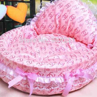 Luxury Princess Bed Lovely and Cool Dog/Cat Beds