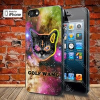 Ofwgkta Odd Future Wolf Gang Cat Case For iPhone 5, 5S, 5C, 4, 4S and Samsung Galaxy S3, S4