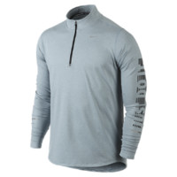 Nike Element Graphic Half-Zip Men's Running Top