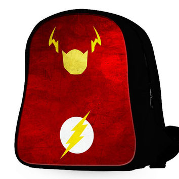 Flash Minimal Grunge Backpack