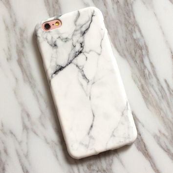 Unique Marble iPhone 7 7Plus & iPhone 6 6S Plus Cases + Gift Box-516