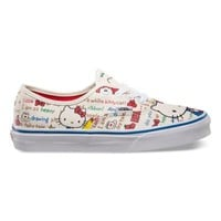 Vans Hello Kitty Authentic (red/white)