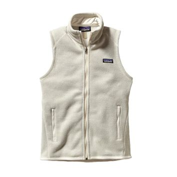 Patagonia Women's Better Sweater® Fleece Vest | Black