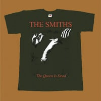 The Smiths T-Shirt - The Queen is Dead (c0667)