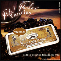 Coffee Scented Dandy Candy Moustache Wax