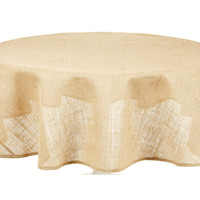 Burlap Tablecloth, Tablecloths