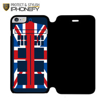 Tardis Doctor Who And Union Jack Cover iPhone 6 Flip Case|iPhonefy