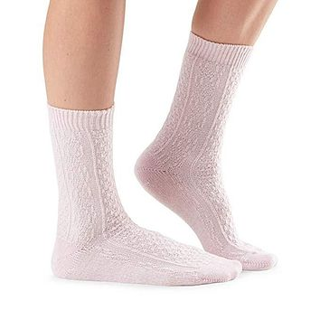 Tavi Noir - Italian Casual Catarina Socks | Gelato Cabled