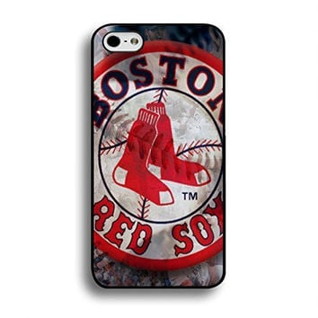 Iphone 6 (4.7 Inch) case Protector Boston Red Sox MLB Baseball Team Logo Sports for Men Design Hard Plastic Durable Accessories Protection Case Cover for Iphone 6 (4.7 Inch)