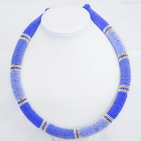 Necklace of African Beadwork